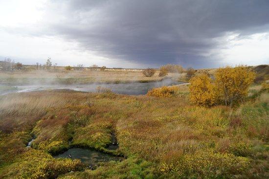 Reykholt, İzlanda: Quellen