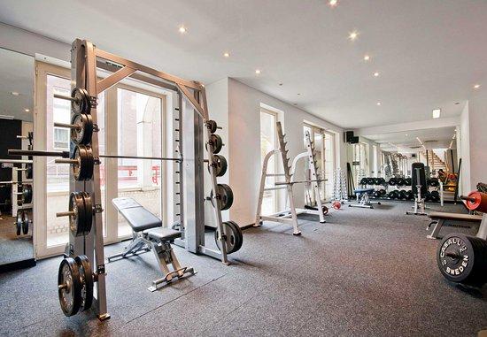 Иксель, Бельгия: World Class Fitness Center