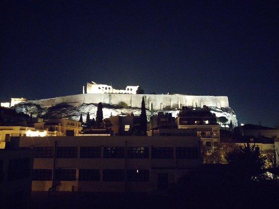 Herodion Hotel: 屋上からの眺め