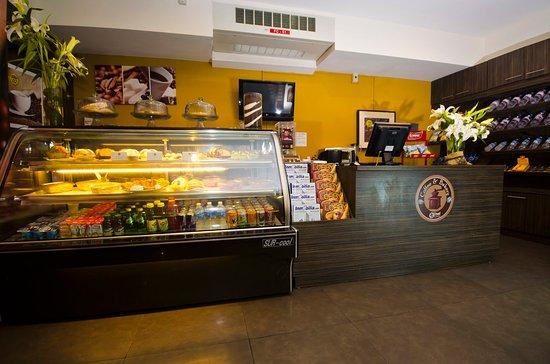 Holiday Inn Panama Canal: Café