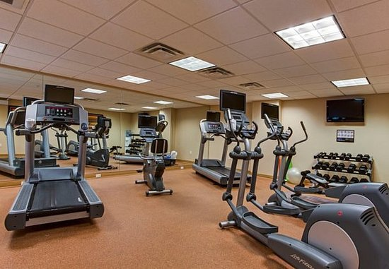 Hazleton, Πενσυλβάνια: Fitness Center