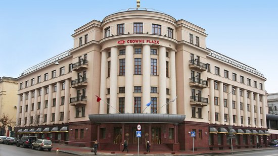 Crowne Plaza Minsk Hotel