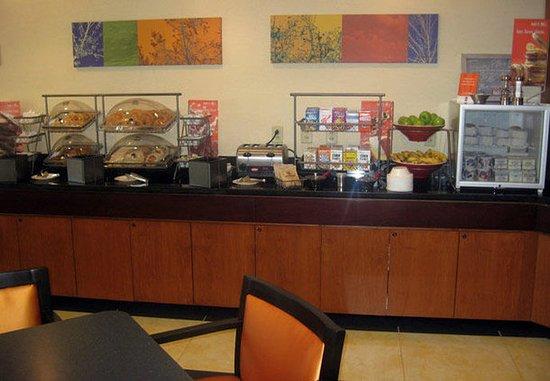 คาร์ไลอัล, เพนซิลเวเนีย: Breakfast Buffet