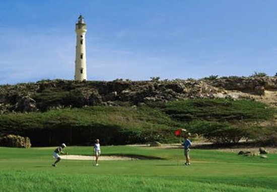 Marriott's Aruba Surf Club: Golf Course