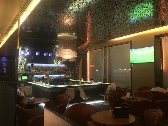 Grand Hotel Europa: Bar