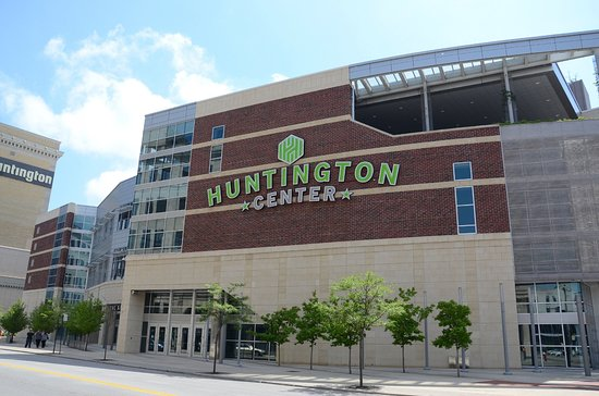 Maumee, Огайо: Huntington Center Arena