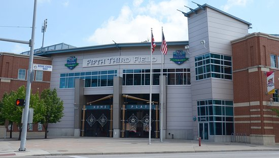 Staybridge Suites Toledo / Maumee: Fifth Third Field- home of the Toledo Mud Hens Baseball Club.