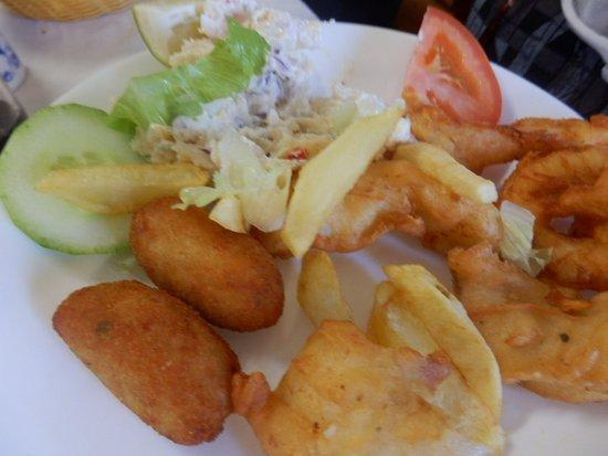 La Matanza de Acentejo, Spanje: Variety Fish Platter