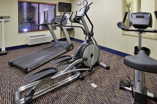 Holiday Inn Express Hotel & Suites Exmore: Fitness Center