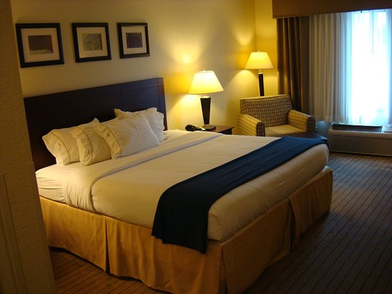Exmore, VA: Single Bed Guest Room
