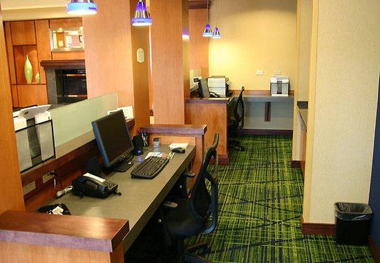 Richfield, UT: Business Center