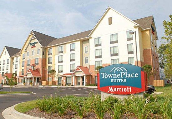 TownePlace Suites Dayton Butler Township