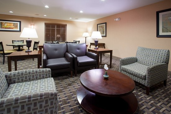 "Loveland, CO: Our ""Family Room"" offers a place to gather and watch the big game."