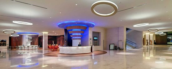 Novotel Hyderabad Airport: Exterior