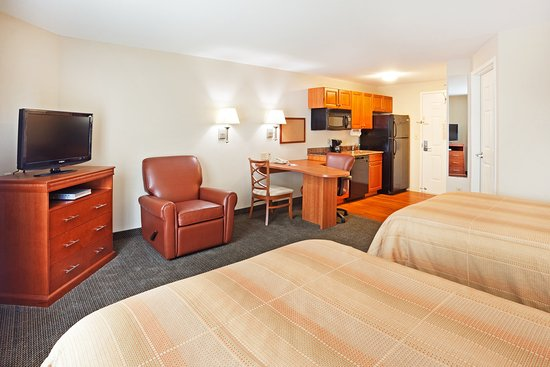 Alcoa, TN: Double Guest Bed Room