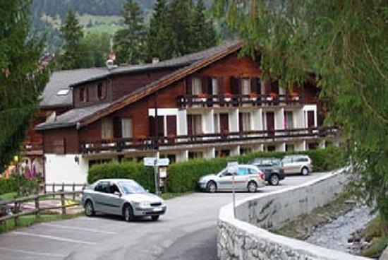 Les Diablerets, Schweiz: Hotel les Sources Diablerets