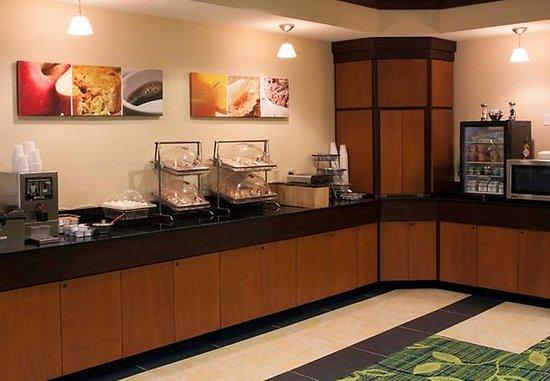 Bedford, Pensilvania: Breakfast Buffet