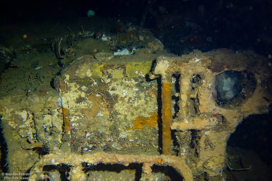 Santo Island Dive and Fishing: jeep cargo hold 2