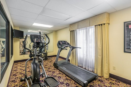 Sleep Inn & Suites Shepherdsville: Fitness center