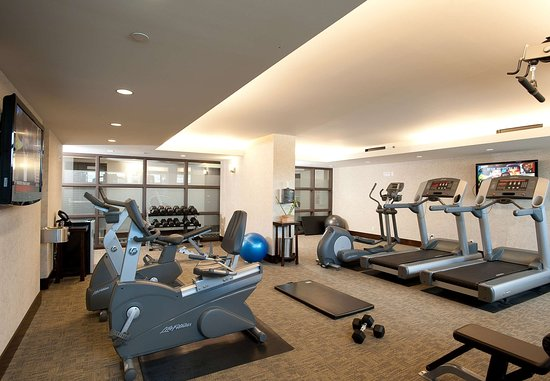 Burnaby, Canadá: Fitness Center