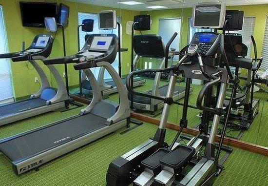 Columbia, MO : Fitness Center