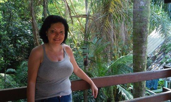(Meu amor na varanda) - Pousada Vagalume, Ilha do Mel, PR