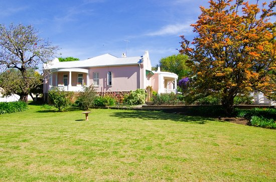 Swellendam, Sudáfrica: Garden