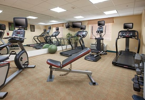 El Centro, Californie : Fitness Center