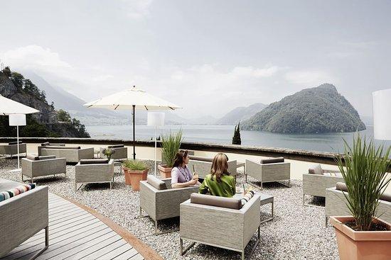 Vitznau, Ελβετία: Exterior