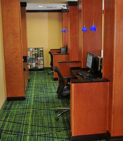 Clovis, Kalifornia: Business Center