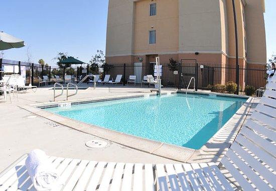 Кловис, Калифорния: Outdoor Pool