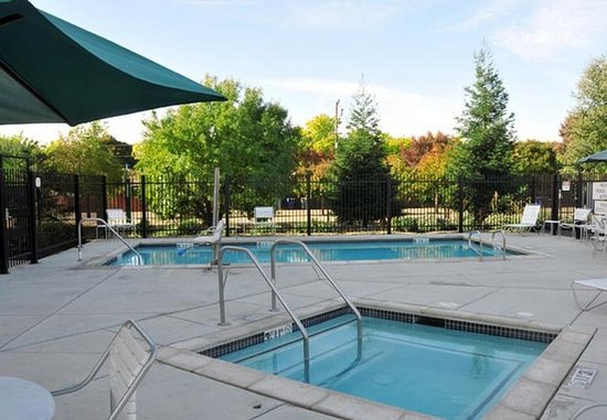 Clovis, Californien: Outdoor Pool