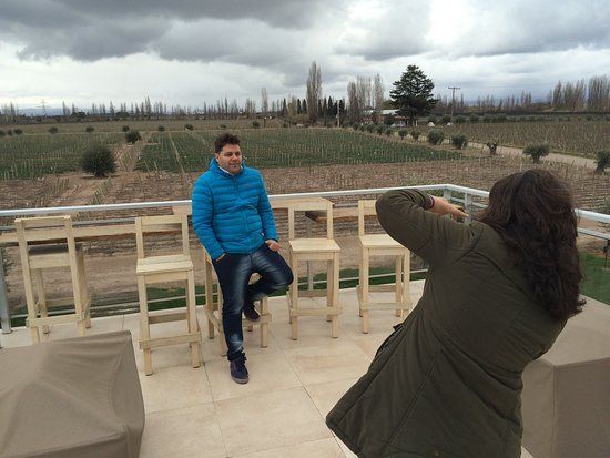 Lujan de Cuyo, Arjantin: Bodega Matervini