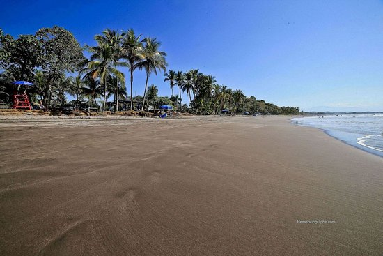 Esterillos Oeste, Costa Rica: The Beach