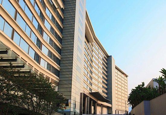 Marriott Hong Kong Sky City Hotel