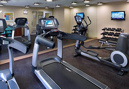 Springdale, Αρκάνσας: Fitness Room