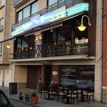 Ganshoren, Bélgica: Brasserie The Spoon