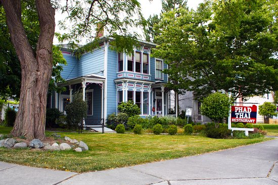 Located in a historic victorian in downtown Coupeville