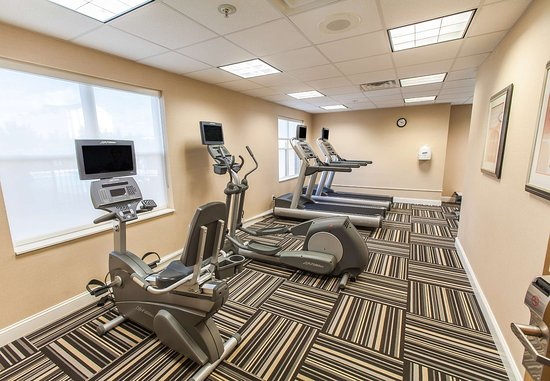 Florence, Carolina del Sur: Fitness Center - Cardio