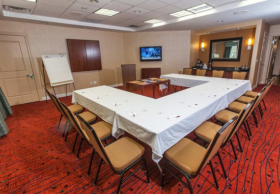 Florence, Carolina del Sur: Meeting Room – U-Shape Setup