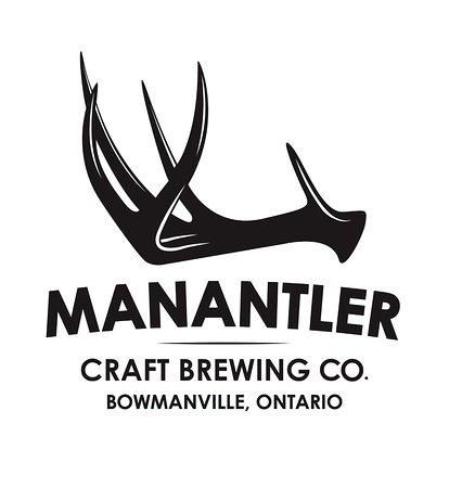 Bowmanville, Kanada: Manantler Craft Brewing Co. Logo