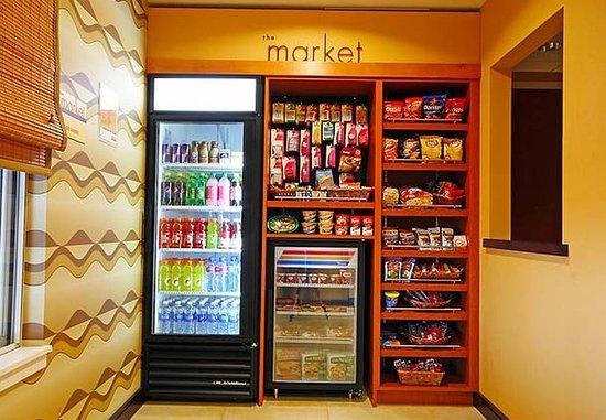 Turlock, Kaliforniya: The Market