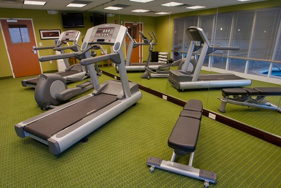Milledgeville, GA: Fitness Center