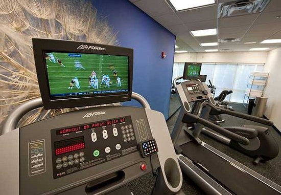 SpringHill Suites Vero Beach: Fitness Room