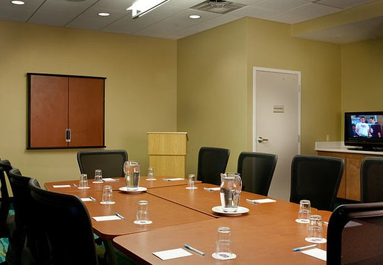 SpringHill Suites Vero Beach: Meeting Room