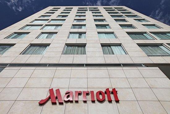 Bogota Marriott Hotel: Front