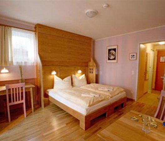 Nördlingen, Allemagne : Double Room