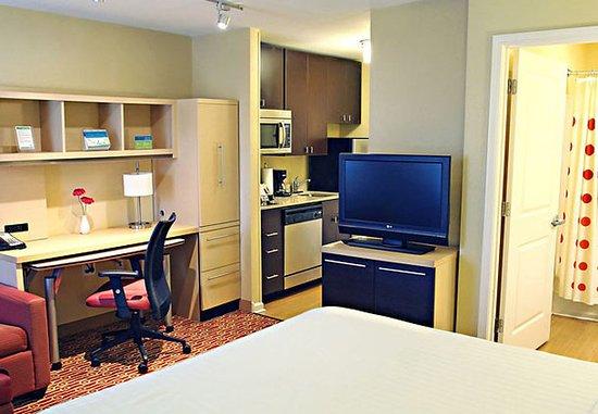 Huntington, فرجينيا الغربية: King Suite – Home Office