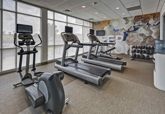 Moore, OK: Fitness Center