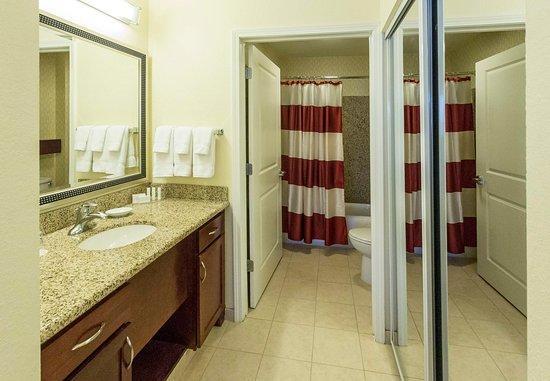 Yonkers, Nowy Jork: Studio Suite Bathroom
